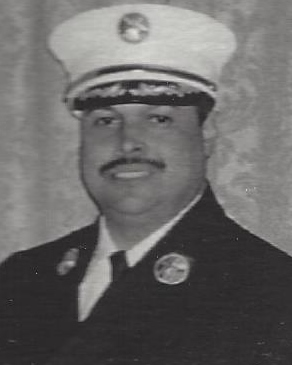3rd Assistant Chief Daniel Rodriguez