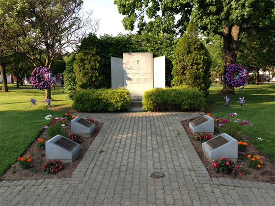 Freeport Firefighter's Memorial